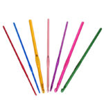 Цветные алюминиевые крючки