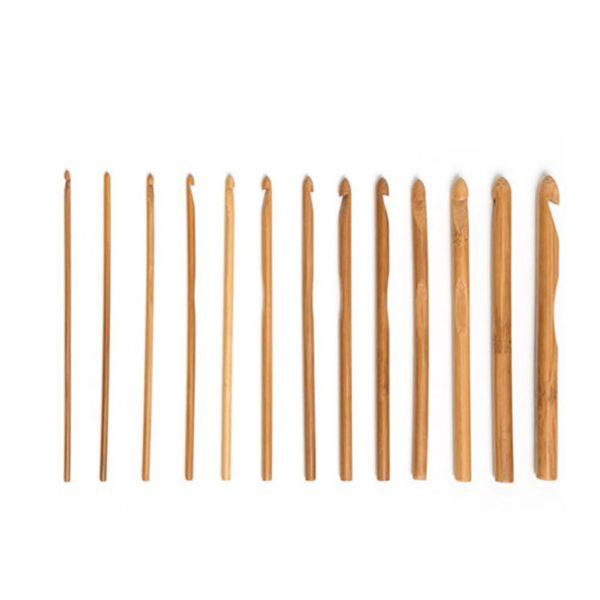 Бамбуковый крючок для вязания