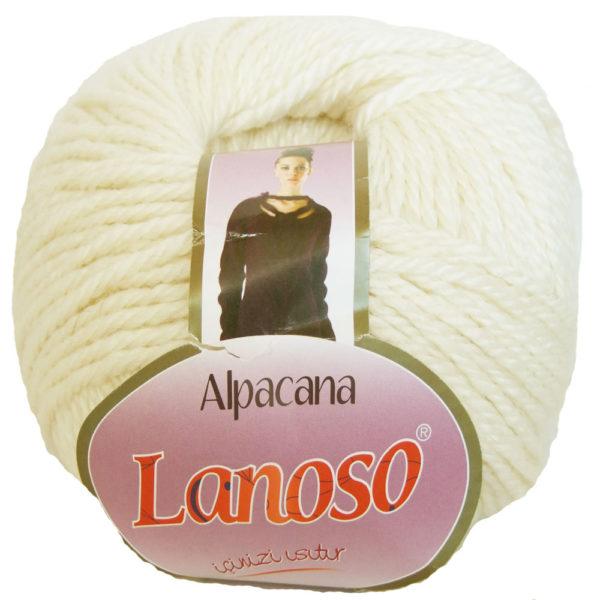 Моток пряжи Lanoso Alpacana