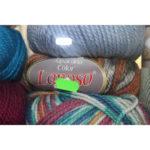 Пряжа Lanoso Alpacana color