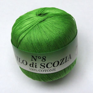 Пряжа Titan Wool Filo di Scozi №8
